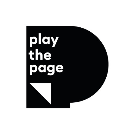 Play the Page Logo